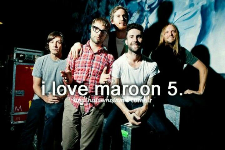 Pin By Jordan Moore On Pieces Of Me Maroon 5 My Love Little Reasons To Smile
