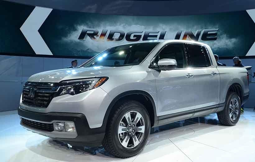 Honda Ridgeline 2017 La Pick Up Más Original Del Mundo Autoproyecto