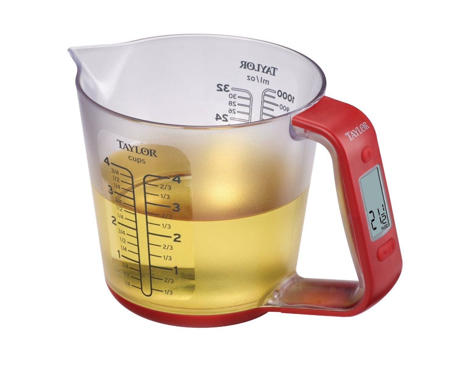 $20.64 Digital Measuring Cup Scale | Cool kitchen gadgets