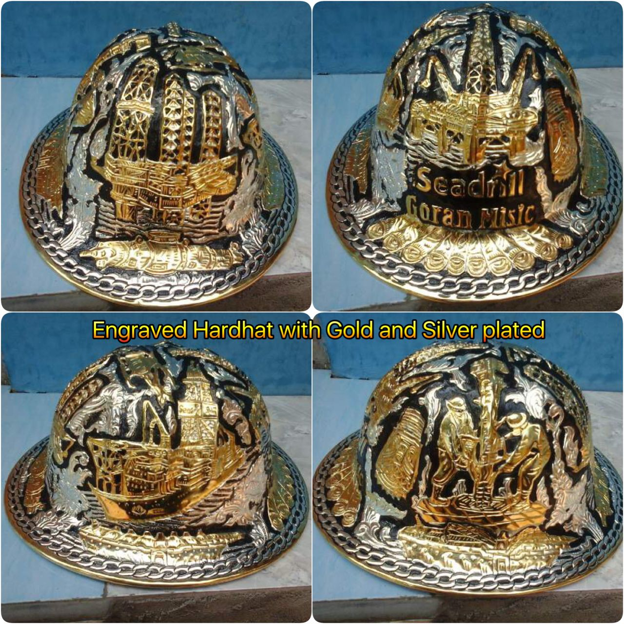 Pin By Elvino Pongsapan On Oilfield Hardhat Souvenirs Hard Hats My Lovely Wife Oil And Gas