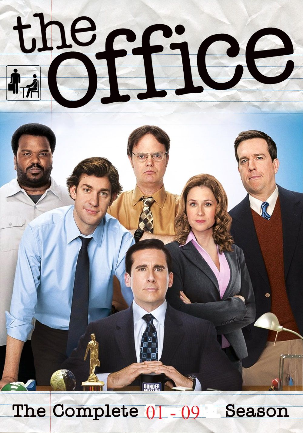 The Office Season 1 To 9