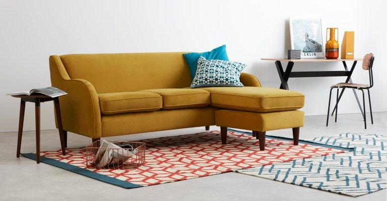 Perfect Sofa Small Space Living, How To Choose The Right Sofa For Small Living Room