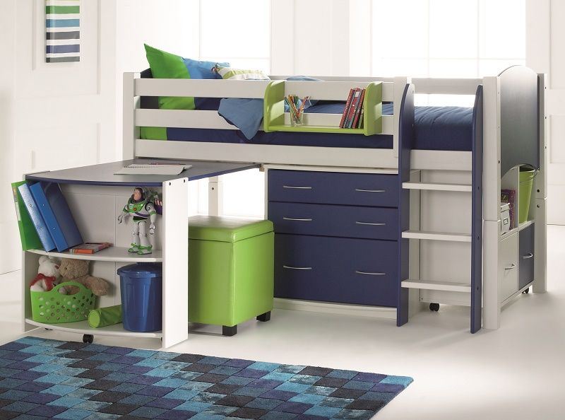Small Box Room Cabin Bed For Grandma: Bed, Kid Beds, Cabin