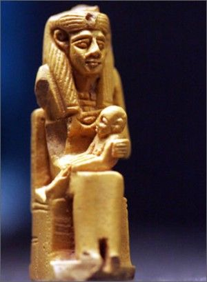 Isis_Horus
