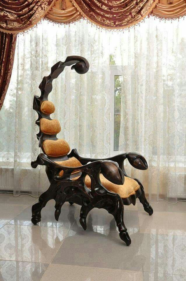Pin by Karen Beyer on Arts Wooden chair, Furniture decor