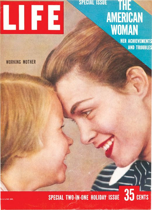 December 24, 1956: The American Woman: Her Achievements and Troubles