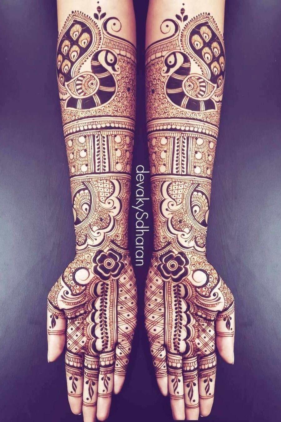 Looking for more such intricate Mehendi designs? Head to our blog for latest  Mehndi Inspiration. Click on the link attached below.  #indianwedding #shaadisaga #intimatewedding #bridalfashion #weddingmehendi #bridalmehendi #mehndidesignideas #uniquemehendidesigns