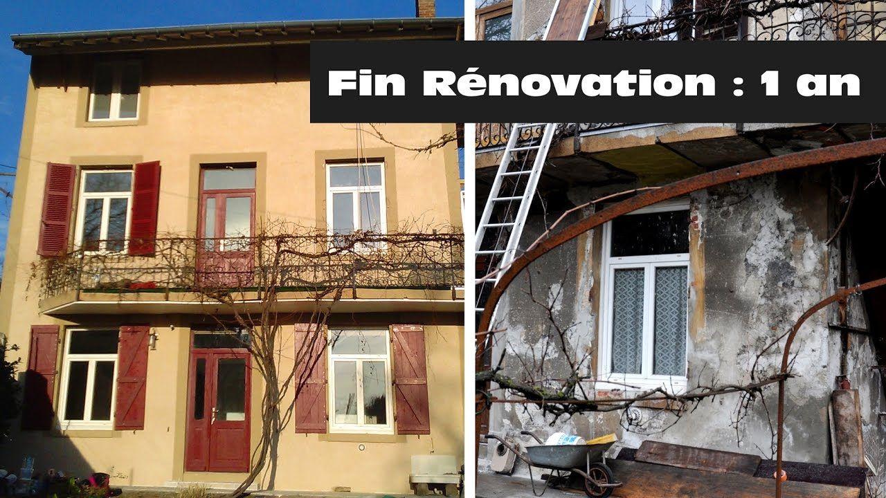 Rénovation maison ancienne fin des travaux france