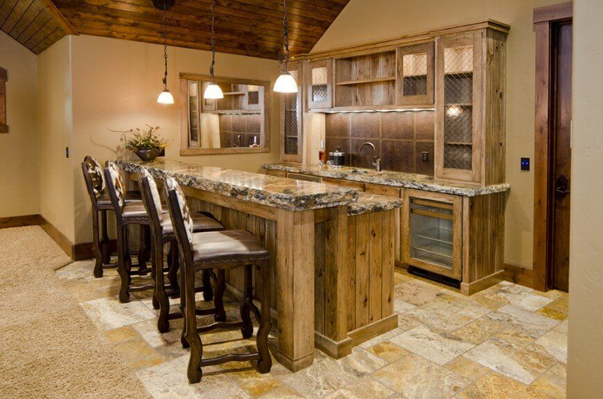 Elegant 15 Custom Luxury Home Bar Designs By Drury Design