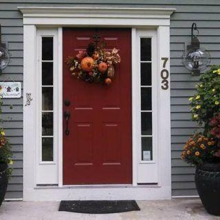 風水 玄関ドアの色で赤いドアの効果とは 生活の風水 Feng Shui Of