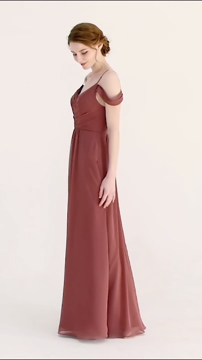 6750c94e484 canyon rose bridesmaid dresses 2019 for bridal party  wedding   weddinginspiration  bridesmaids  bridesmaiddress  bridalparty  maidofhonor   weddingideas ...