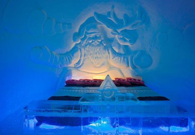 Kirkenes Snow Hotel in Norway    From: 3 Ice Hotels for Your Honeymoon (No, Seriously!)