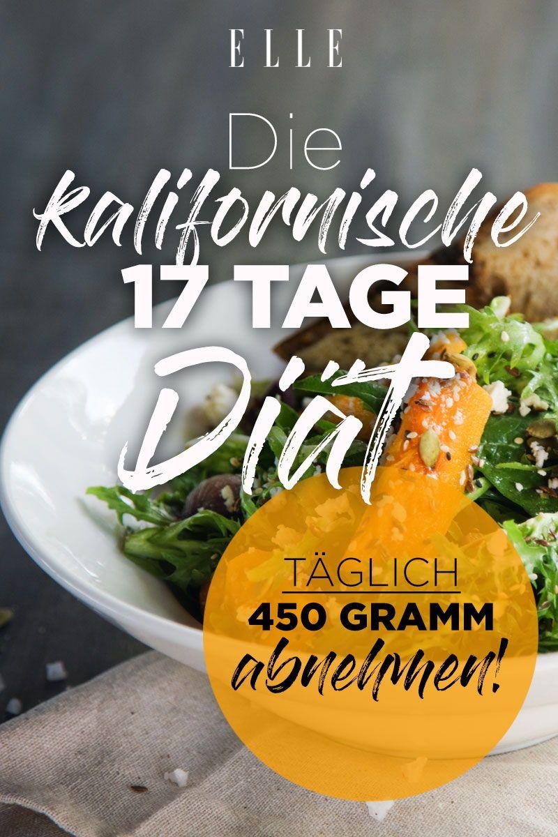 Mit der 17-Tage-Diät nimmst du gesund und dauerhaft ab ...