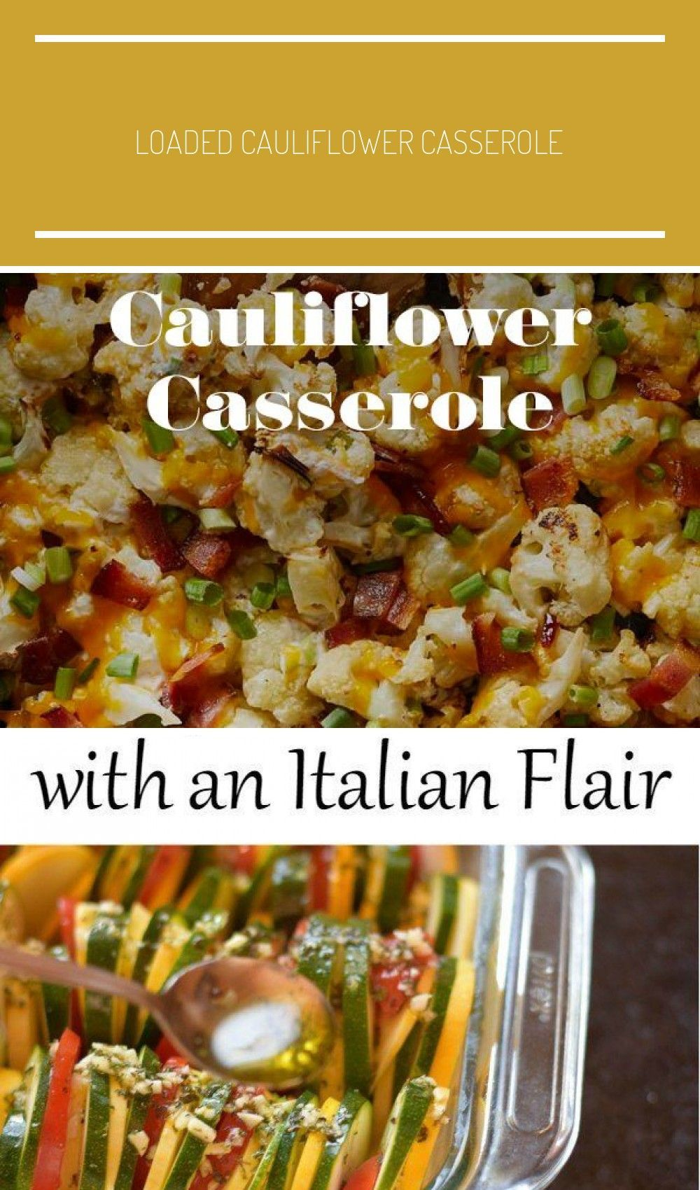 You'll never want to eat roasted cauliflower any other way once you try this tasty recipe. Bacon, s