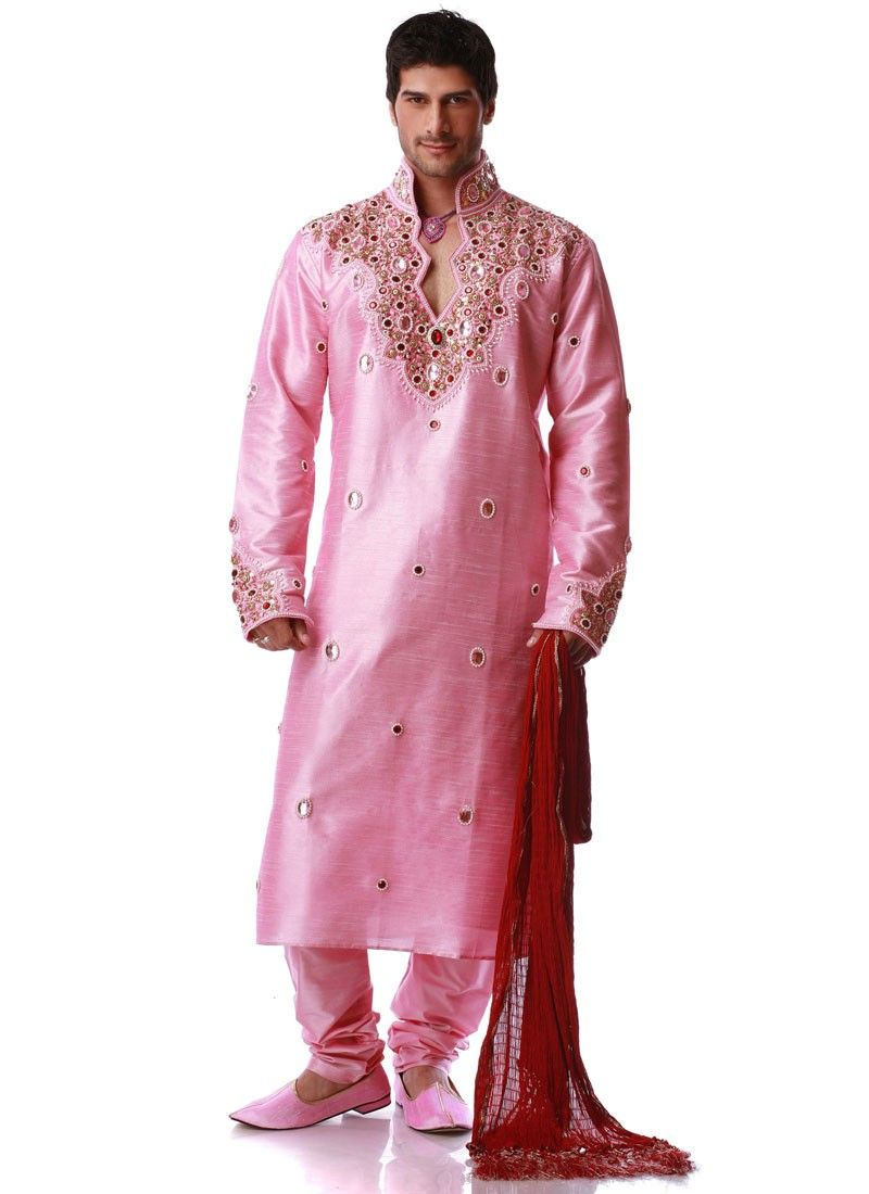 Kurta Pyjama is one of the basic styles of conventional Indian wear ...