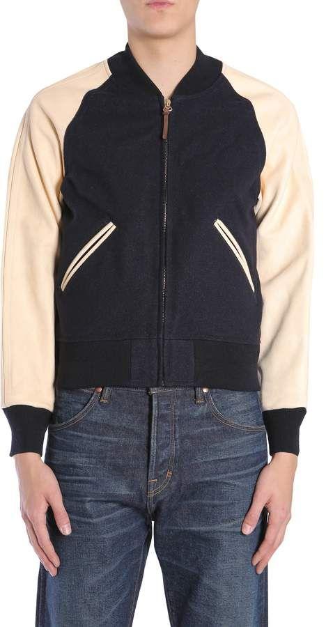 Visvim Varsity Jacket #varsityjacketoutfit