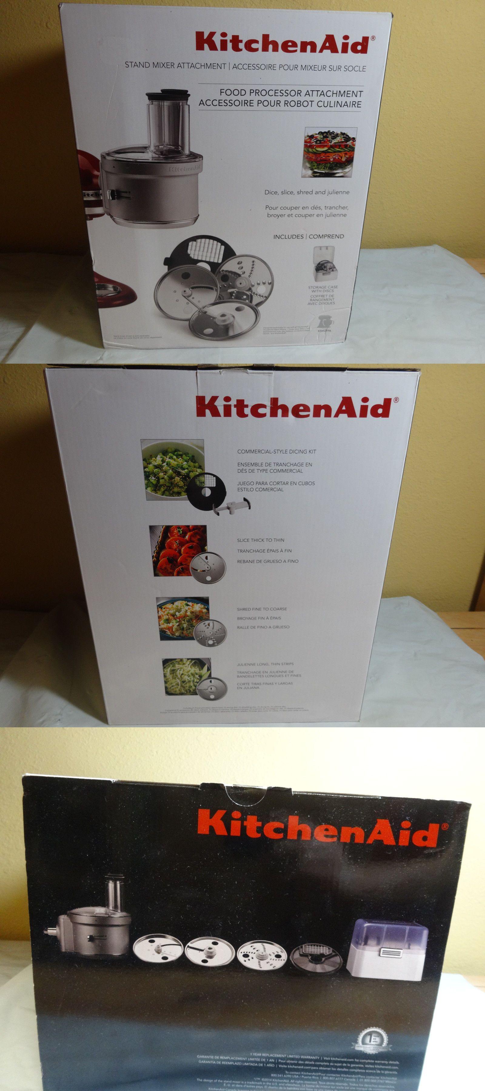 Food processors 20673 kitchenaid kitchen aid ksm2fpa