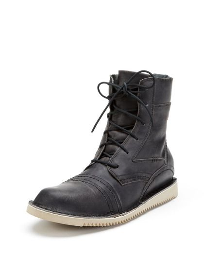 64687b63449 Ngola Lace-Up Combat Boot by Oliberte at Gilt | Boots board | Lace ...