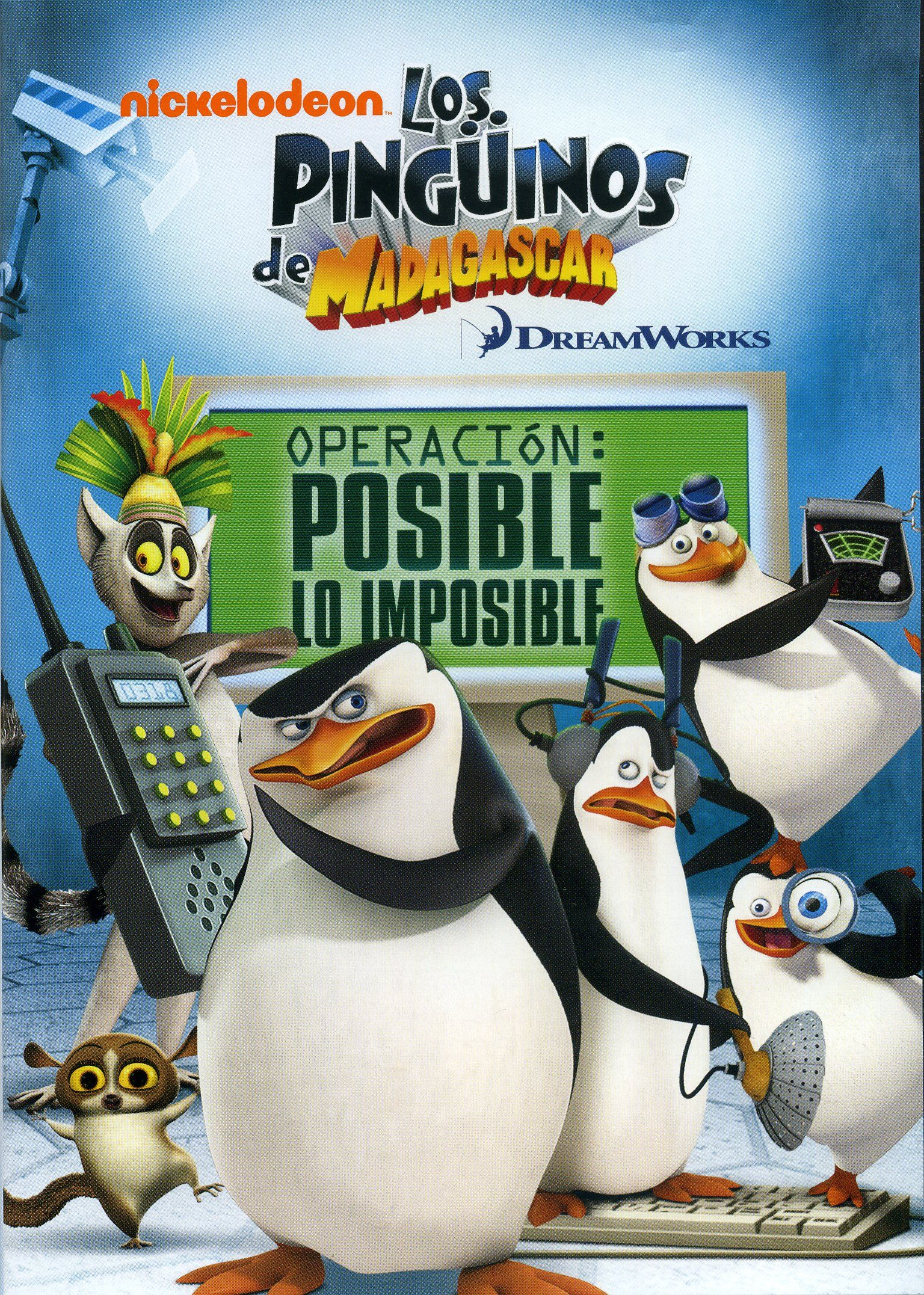 Los Pinguinos De Madagascar Penguins Of Madagascar Penguins Madagascar