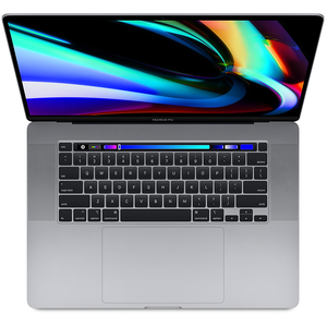 Apple Macbook Pro 16 Space Gray Touch Bar And Touch Id 2 3ghz Intel Core I9 1tb Ssd Laptop Computer 2019 Mvvk2ll A Macbook Pro Apple Macbook Pro Apple Macbook
