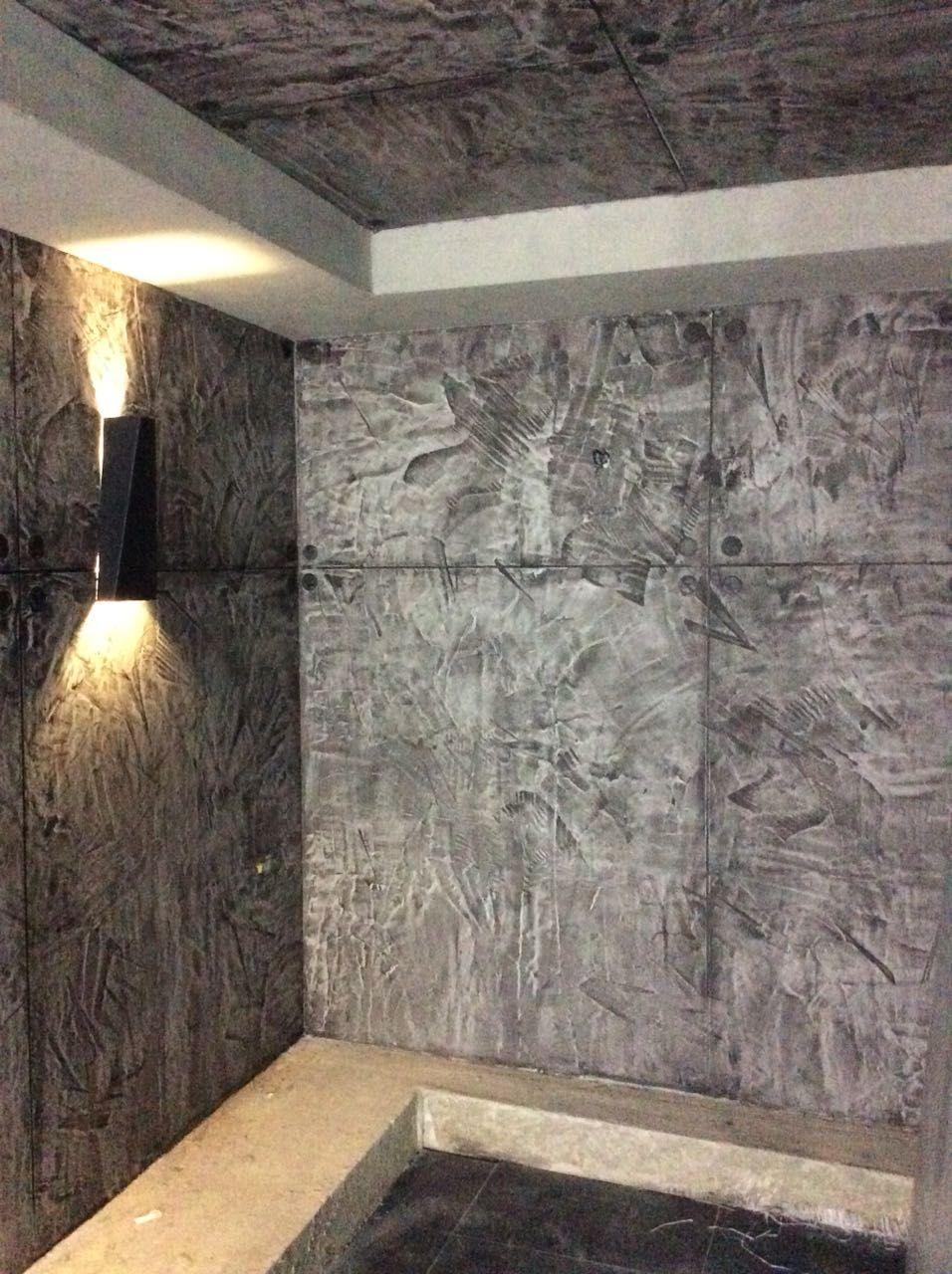 арт бетон декоративная