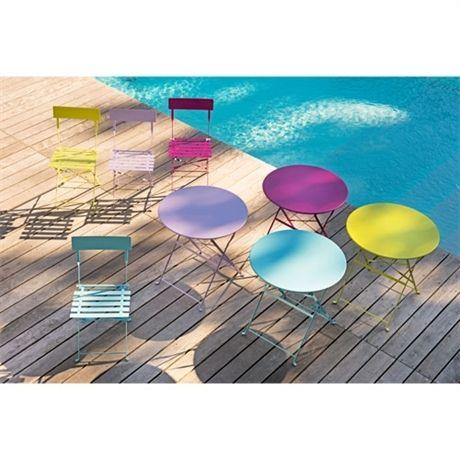 Jardin - Bricorama | DISTRIBUTION | Mobilier jardin, Table ...