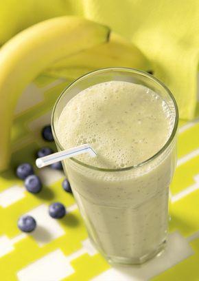 Orange Yogurt Smoothie: 1 cup vanilla yogurt, 1/2 cup orange juice and 1/2 cup fresh or frzn fruit... sounds yummy!