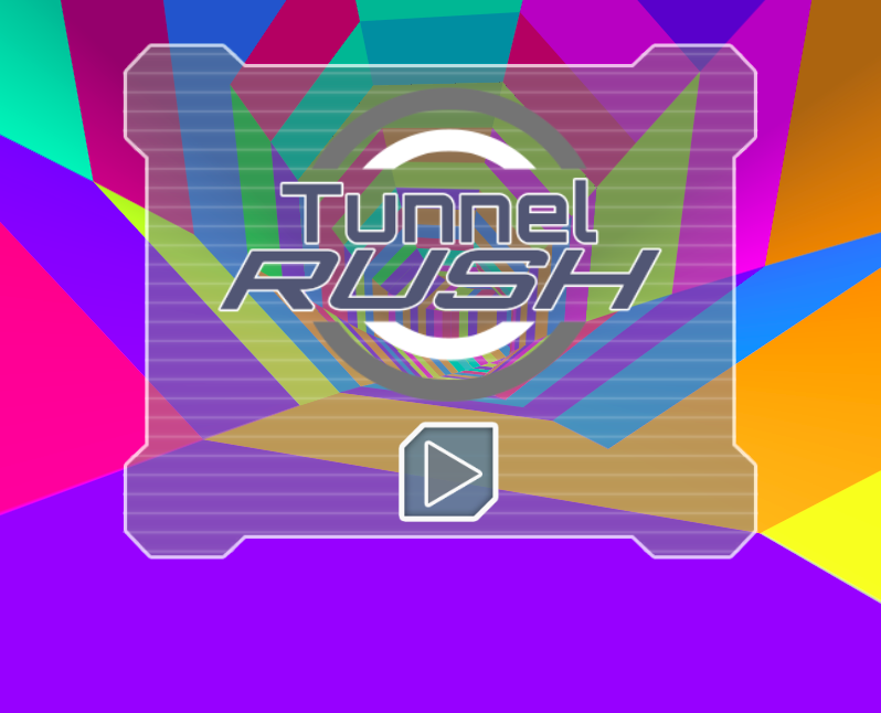 Tunnel Rush Unblocked Rush Games Games Online Games