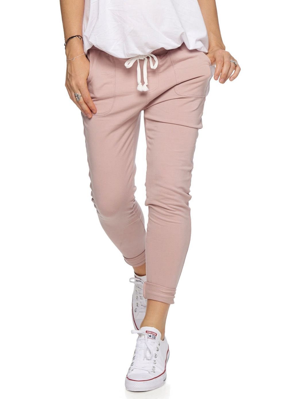 bc504079a3d9e Bae - Remember When Jogger in Musk Spring Maternity, Maternity Pants,  Maternity Fashion,