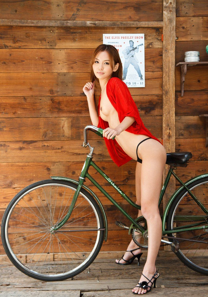 Bicycle Babe Nude  Bicicletas  Bicycle Girl, Bike E Sexy-9860
