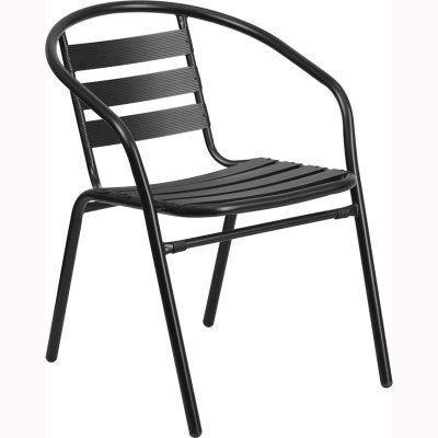 Fabulous Outdoor Flash Furniture Metal Patio Dining Chair With Gmtry Best Dining Table And Chair Ideas Images Gmtryco