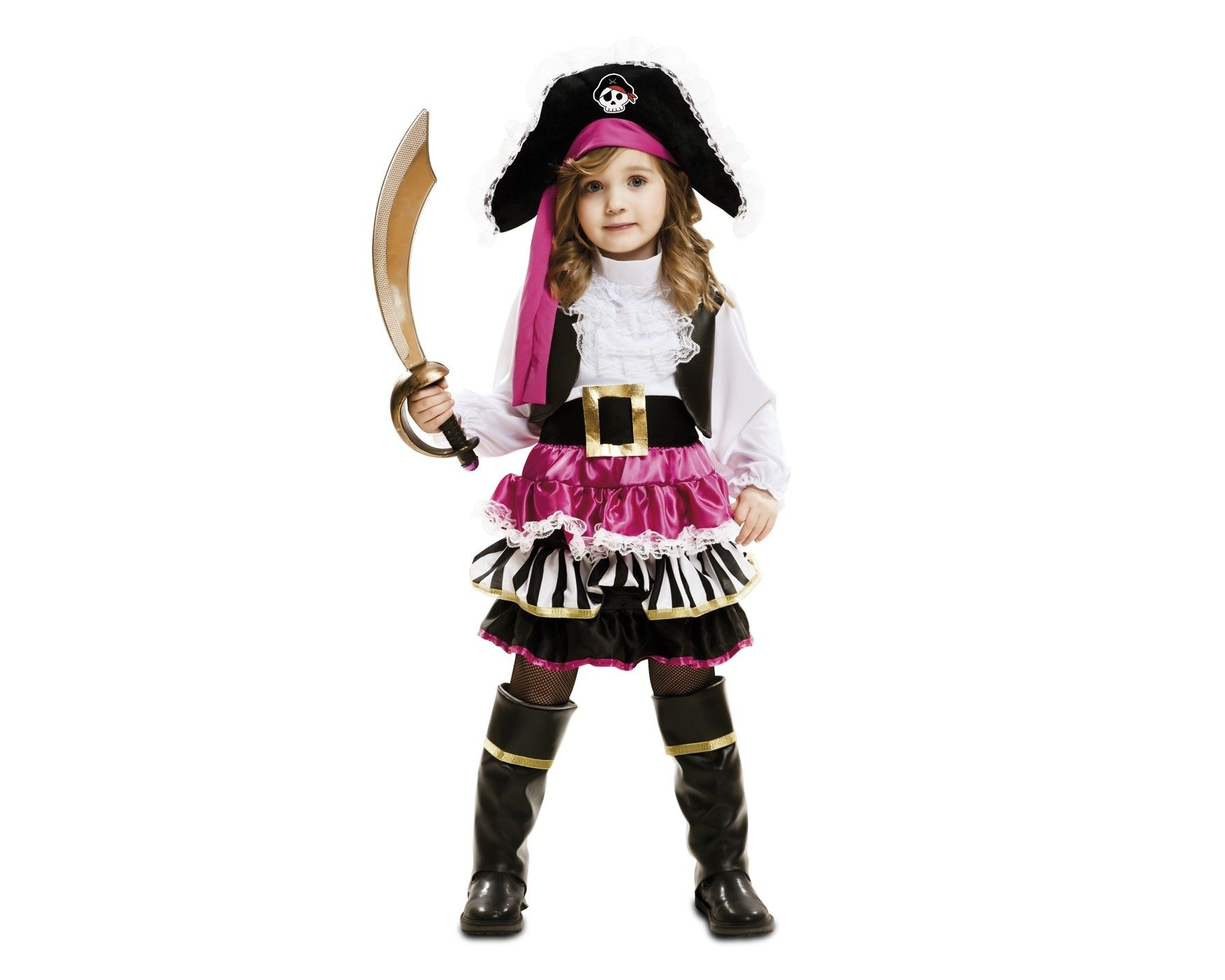 Disfraz Pirata Bebé Niña Disfraz De Pirata Disfraz Pirata Niño Traje De Pirata Para Niña