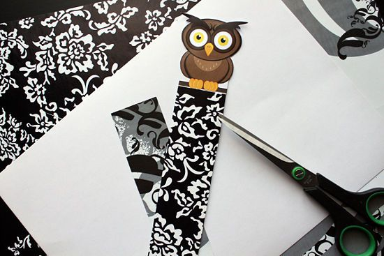 How to Make an Owl Bookmark: 7 Steps (with Pictures) - wikiHow