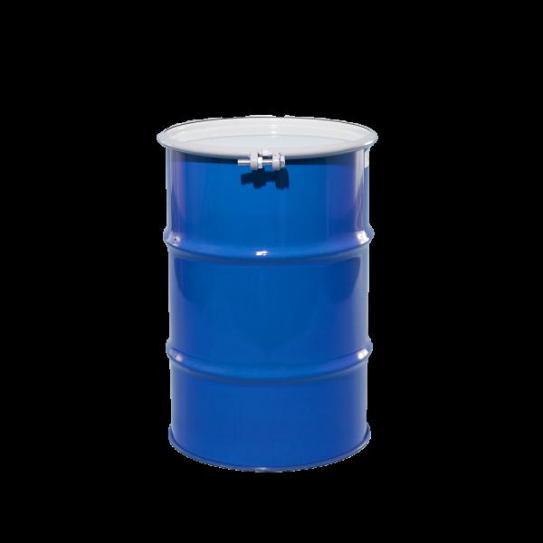 Illing Part 4040blt 30 Gallon Blue Open Head Unlined Steel Drum Un Rated Open Head 55 Gallon Steel Drums Ar Steel Drum 55 Gallon Steel Drum 30 Gallon Drum