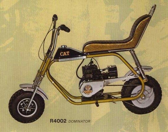 5f112f3300d CAT DOMINATOR MINIBIKE Pocket Bike, Lowrider Bike, Bikes For Sale, Kids Bike ,