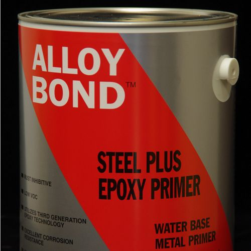 Steel Plus Epoxy Primer Is A Two Component Water Based Epoxy Primer It Has Excellent Rust Inhibitive Qualities I With Images Stainless Steel Paint Stainless Steel Steel