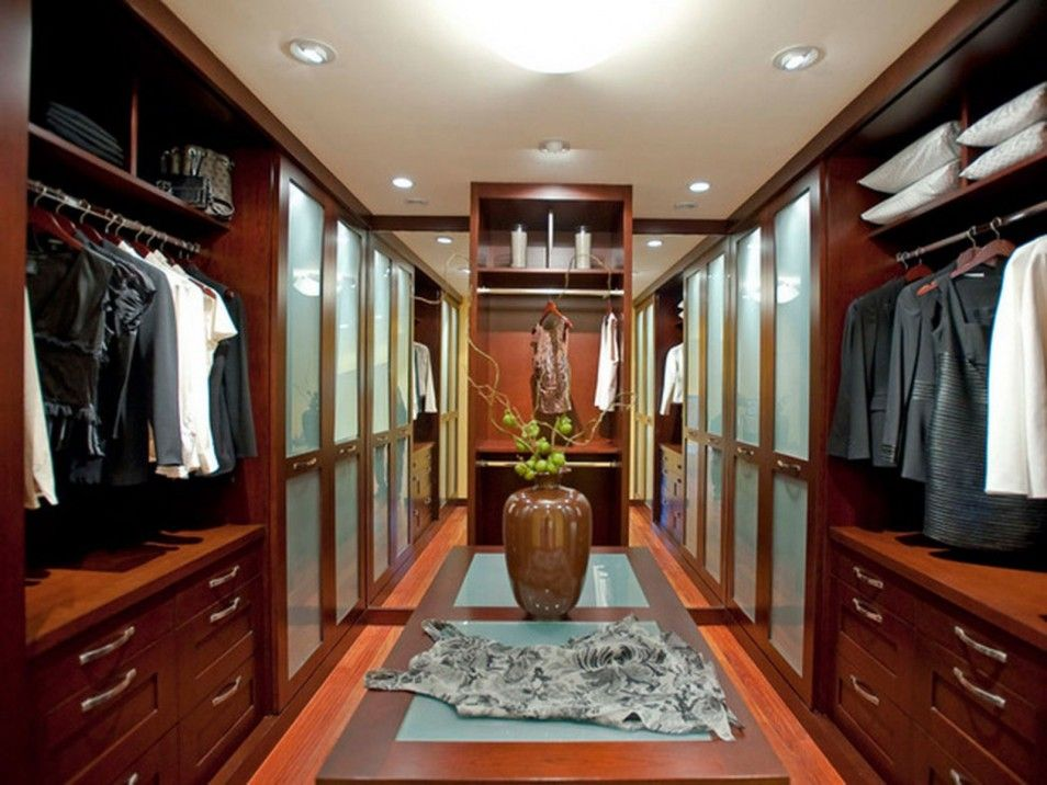 Best Walk In Closets best walk in closet design inspiration walk in closet brown wooden