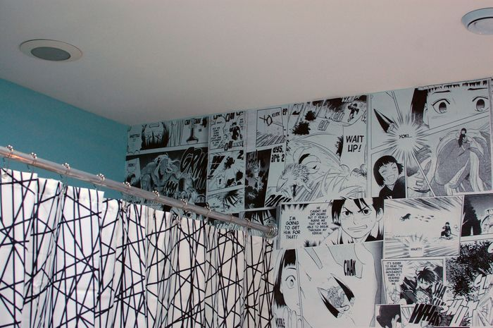 How To Make Your Own Anime Mural Wall
