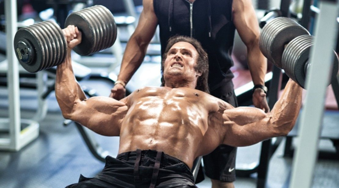 Get Big With Mike O'Hearn's Power Building Chest Workout