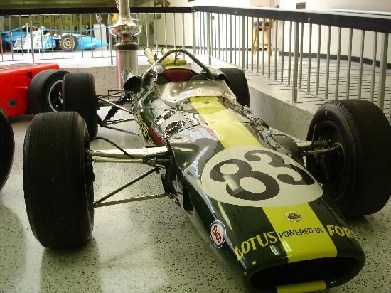 Indianapolis Motor Speedway Museum Indianapolis Picture Jim Clark Check Out Tripadvisor Members 39 10 Indianapolis Motor Speedway Indianapolis Lotus Car