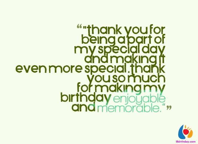 Image result for thank you quotes for birthday wish thank you image result for thank you quotes for birthday wish m4hsunfo