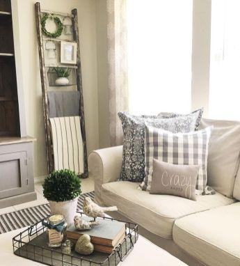 31 Awesome Rustic Farmhouse Living Room Decor Ideas