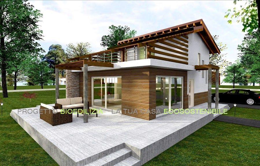 Architettura Sostenibile Progetti Di Bioedilizia E Casa Design