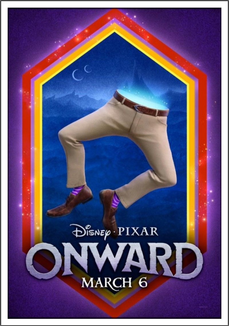 Onward (03/06/2020) in 2020 (With images) Pixar, New