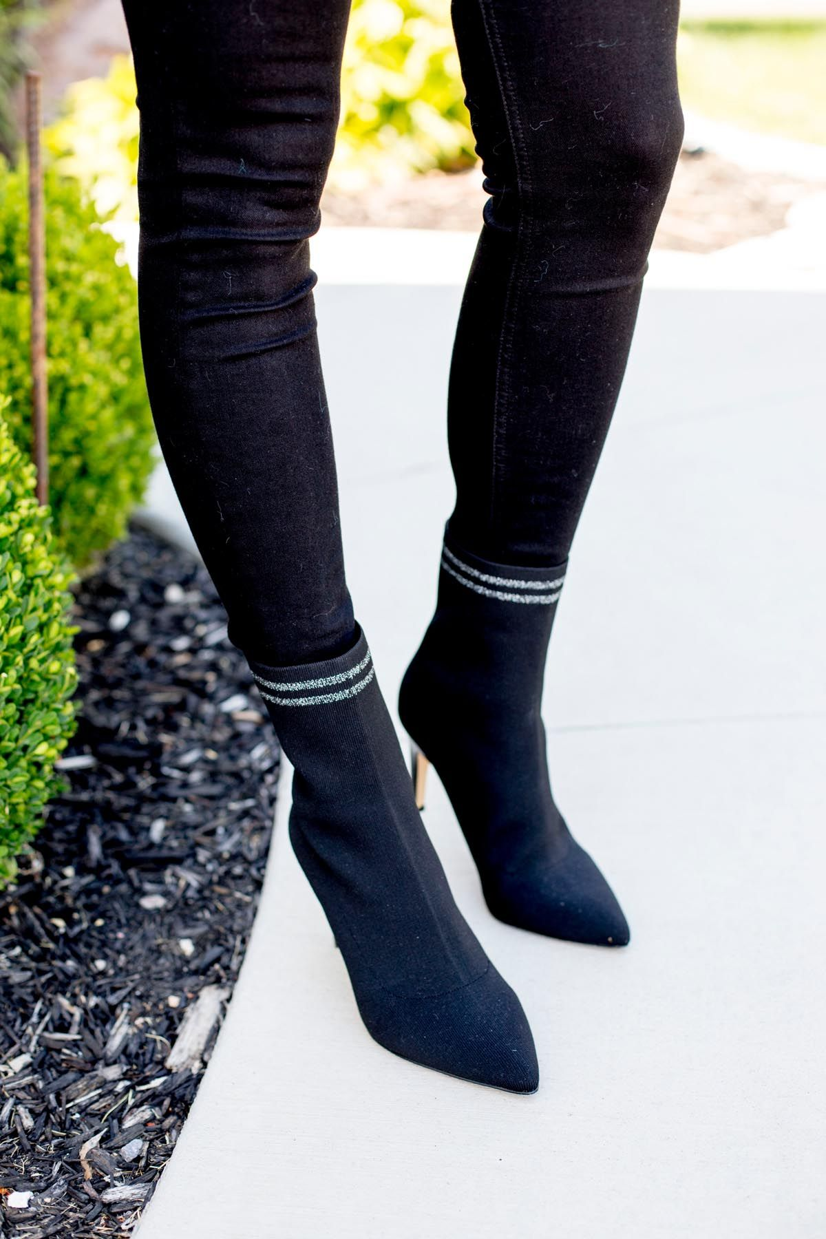 346091305e95 Cutest black booties from The Nordstrom Anniversary Sale! Black boots
