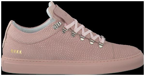25a939f1a1b roze NUBIKK Sneakers JULIA | Fashionistaaa