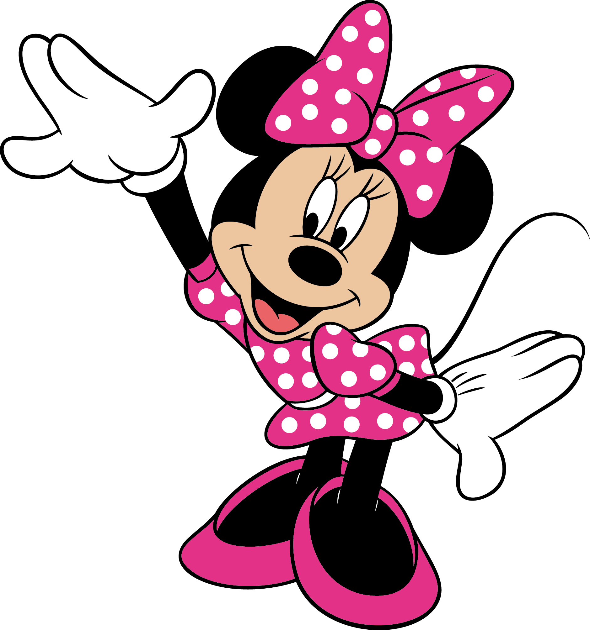 minnieprueba.png (1880×2010) | MICKEY & MINNIE MOUSE | Pinterest