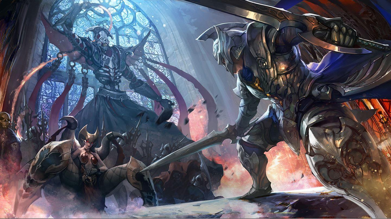 好圖不寂寞俱樂部 好圖不寂寞俱樂部 added a new photo. Warcraft art