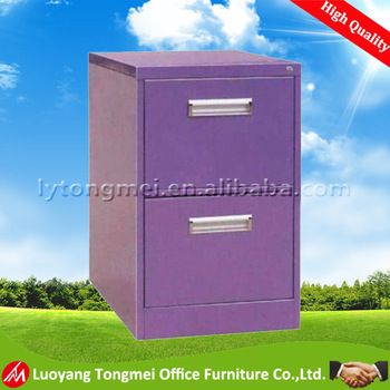 Sarah Tm1470 2 Drawer Purple Filing Cabinet Metal Office Furniture View 2 Drawer File Cabinet Tongmei Pr Filing Cabinet Floor Renovation Office Furniture