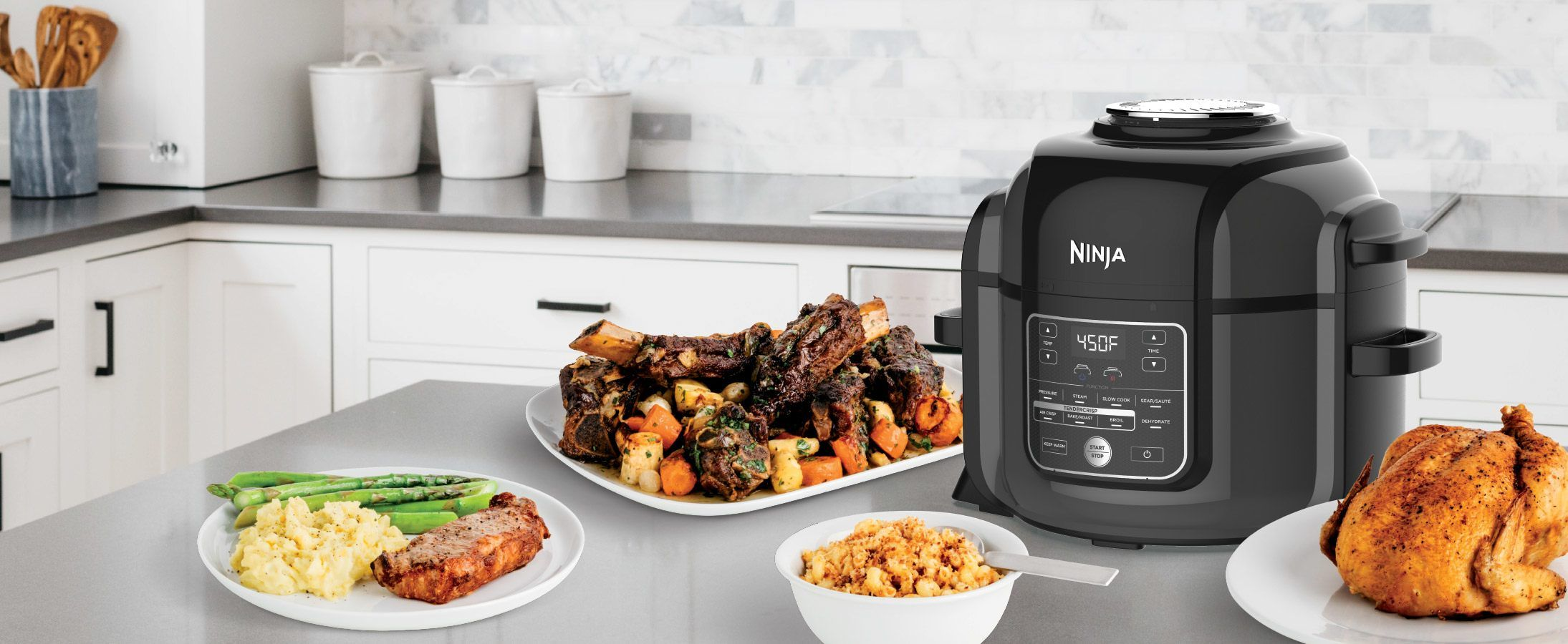 Ninja® Kitchen Recipes | Blender, Smoothie, Coffee & Cooker ...